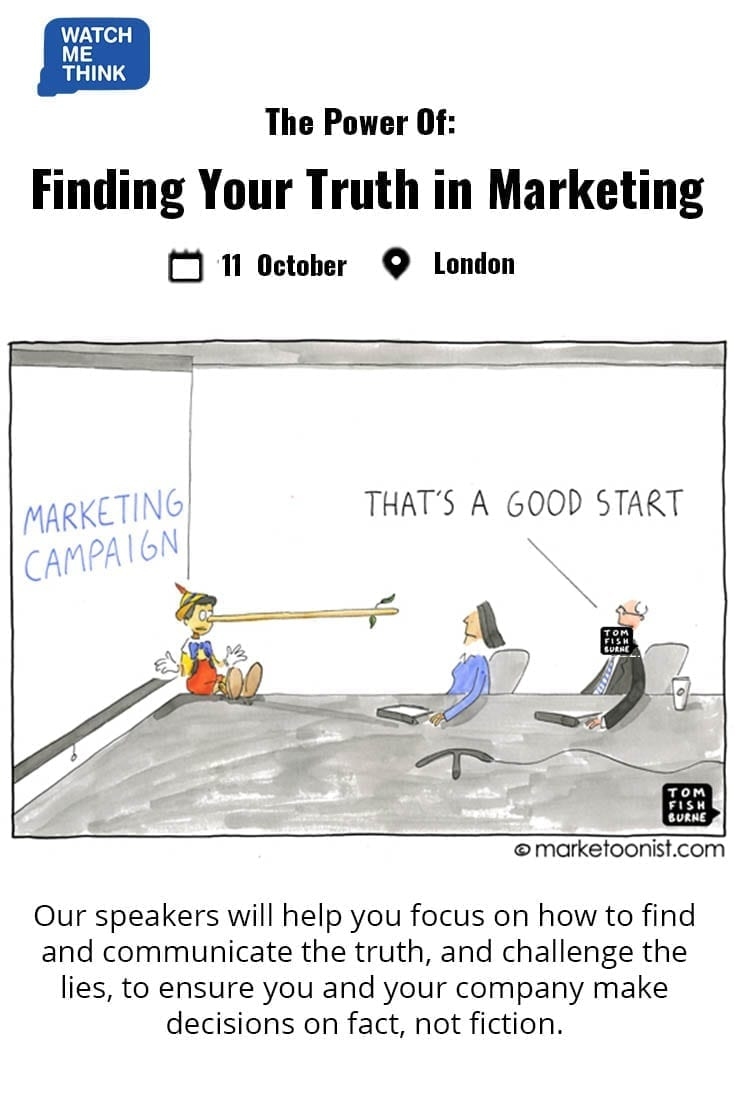 finding your truth in marketing