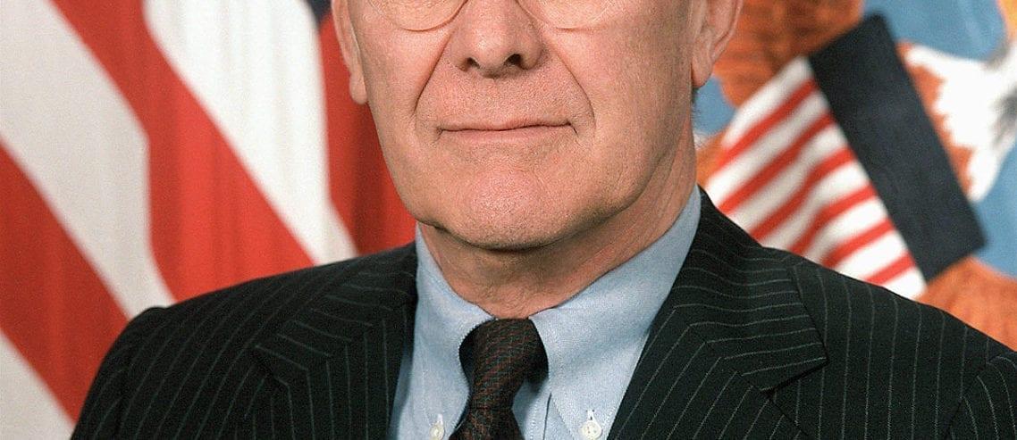 Donald Rumsfeld - the100