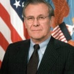 Donald Rumsfeld - the100
