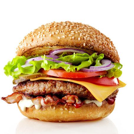 Burger -by  MaraZe